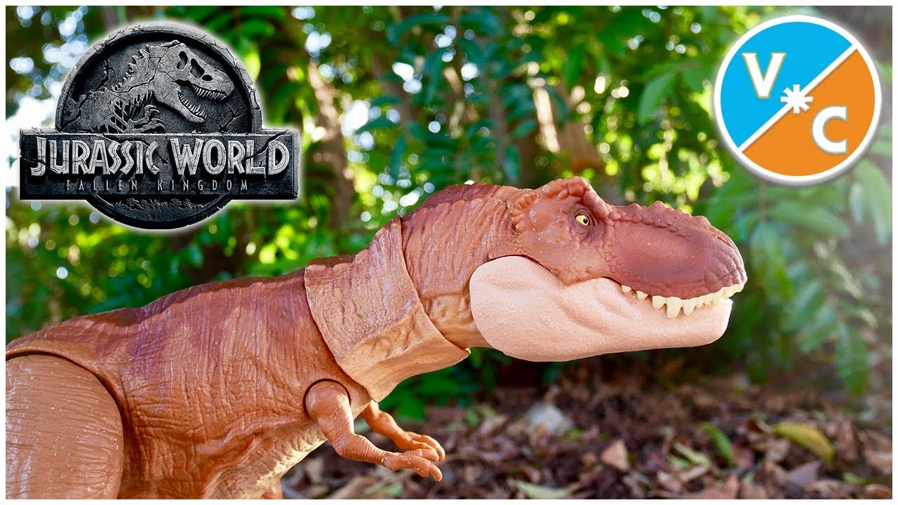 Jurassic World Legacy Collection Extreme Chompin/' Tyrannosaurus Rex