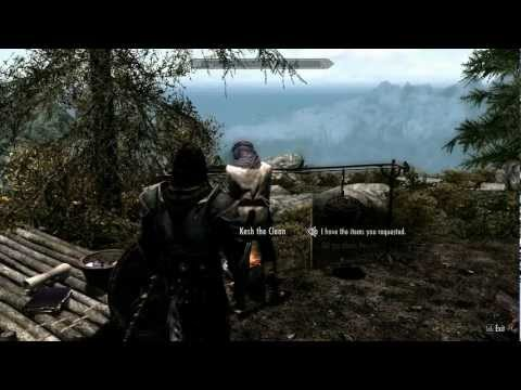 Skyrim: The Only Cure ( Peryite