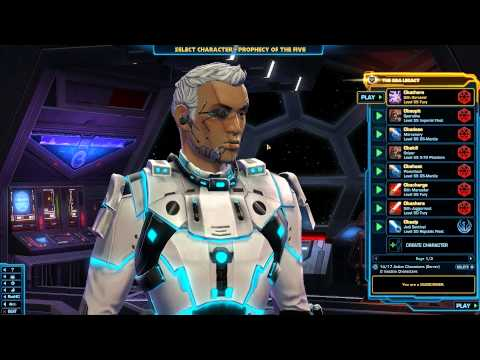 How to pick a Healing Class in SWTOR