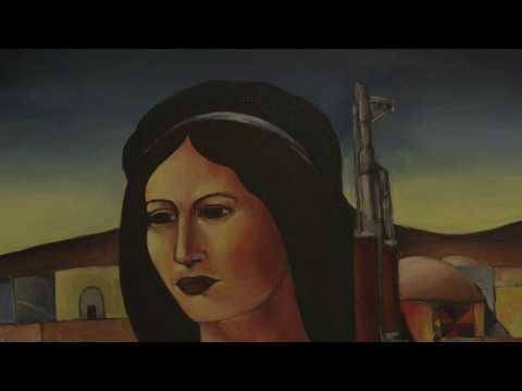Rear Window - Art From The Arab World