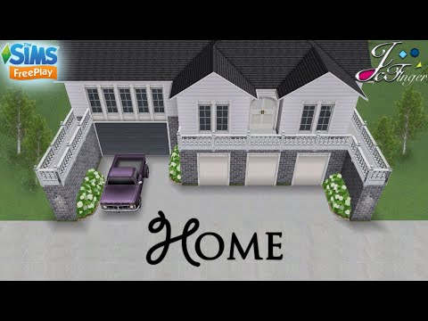 Sims FreePlay 🏡👨‍👩‍👧‍👦| FAMILY HOME | 🚘🚖 By Joy.