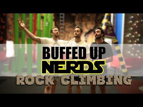 Buffed Up Nerds - Week 1 - Rock Climbing