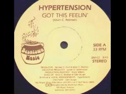 Hypertension Got This Feelin'