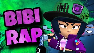 BIBI RAP | Bibi Voice Remix | Brawl Stars Song