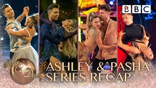 Ashley Roberts & Pasha Kovalev's Journey to the Final - BBC Strictly 2018
