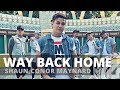 WAY BACK HOME by Shaun,Conor Maynard | Zumba | Pre Cooldown | TML Crew Gerry Oliva