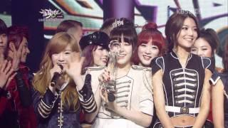 [HD] 111104 SNSD - The Boys + Winner