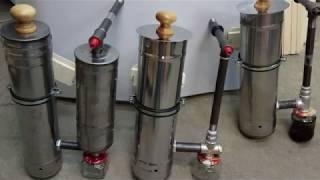 Обзор Дымогенератора 150 диаметра трубы