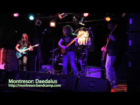 03 - Montresor - Daedalus live at The Tote