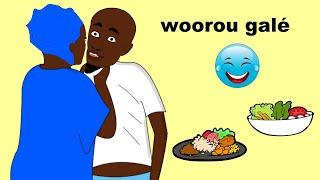 Le Ramadan de Souloukhou,ma femme est méchante(English subtitle)lagocomedy Sénégal