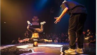 Bboy Keven vs Bboy Issei- Red Bull BC One Asian Pacific Final 2015