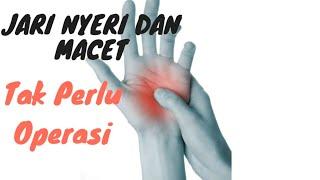 Perbincangan mengenai punca-punca tangan menjadi kebas termasuk Carpal Tunnel Syndrome, Cervical Mye.