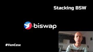 Stacking токена BSW на платфор…