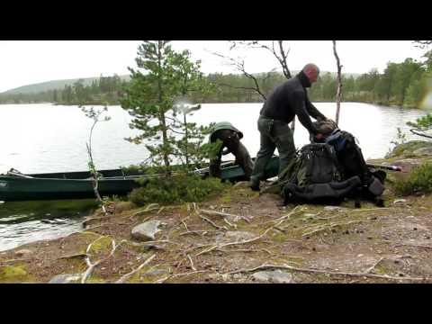 Bushcraft - Harjedalen Sweden