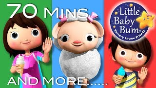 Mary Had A Little Lamb | Part 2 | Little Baby Bum | Nursery Rhymes for Babies | Songs for Kids