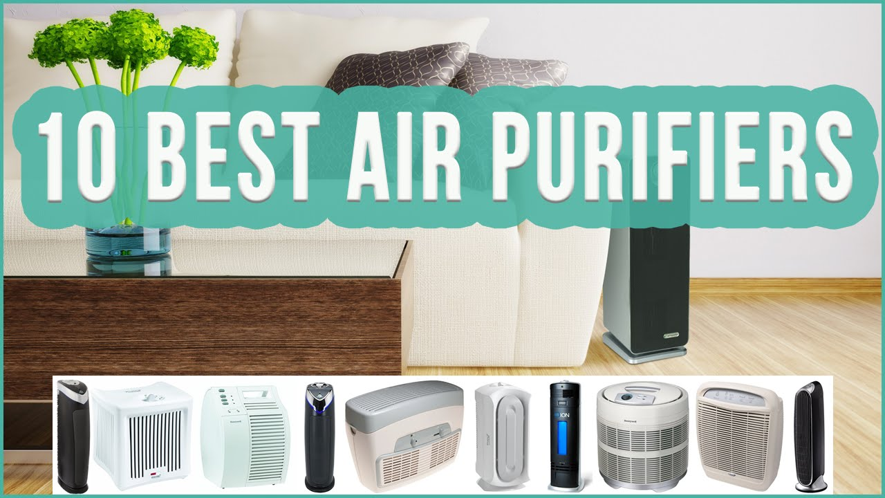 Best Air Purifier 2016 TOP 10 Air Purifiers TOPLIST YouTube