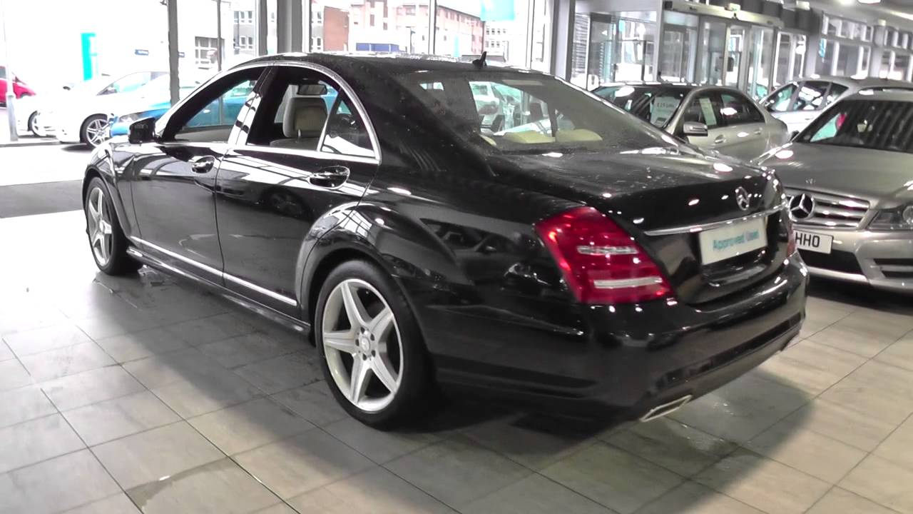 mercedes benz s class s350 cdi bluetec 4dr auto amg sport pack u41689 youtube. Black Bedroom Furniture Sets. Home Design Ideas