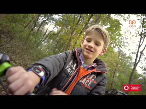Diese Kinder tragen das neueste Wearable mit GPS-Tracking, KiGO