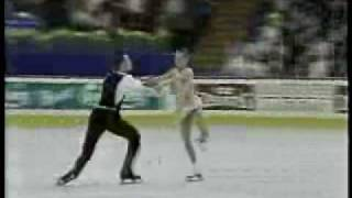 Ekaterina Gordeeva-Sergei Grinkov LP 1990 World Figure Skating Championships