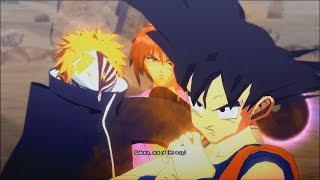 Naruto Ninja Storm 4 Road to Boruto PC MOD 60 FPS Anime Crossover All Ultimate Jutsu Ougi 1080p