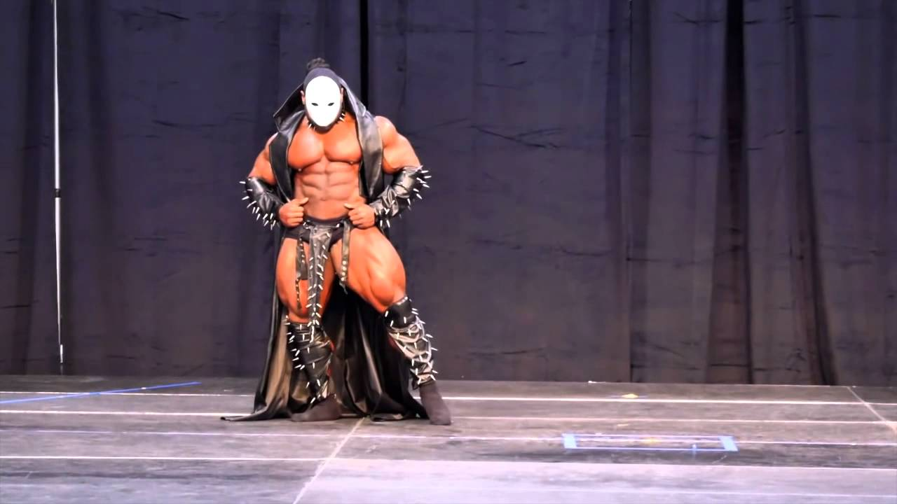 Kai greene guest posing 2015 physique experience youtube for Kai greene painting
