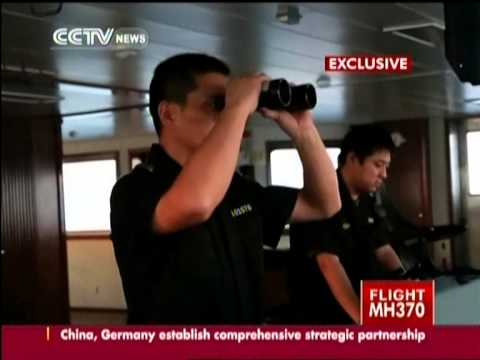 Two Chinese ships continue search in souther Indian Ocean