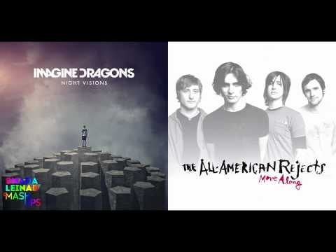 Imagine Dragons vs. All-American Rejects - Move Along, Demons
