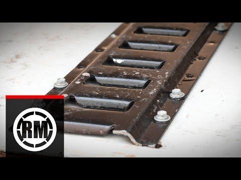 Rider Cargo E-Track Rail Transportation System
