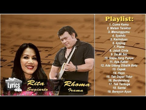 Duet Romantis Legendaris Dangdut Rhoma Irama Ft Rita Sugiarto (High Quality Audio)