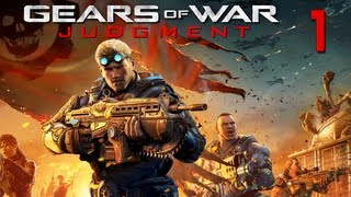 "Gears of War: Judgment Gameplay Walkthrough - Part 1 ""Military Glory"" (Let"