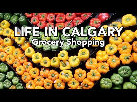 GROCERY PRICES IN CANADA | Life In Canada