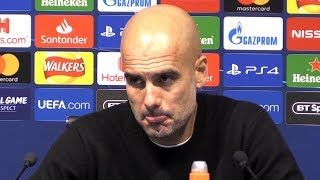 Man City 6-0 Shakhtar Donetsk - Pep Guardiola Full Post Match Press Conference - Champions League