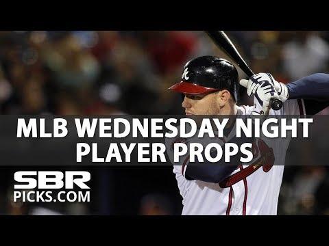 Wednesday Player Prop Pick | MLB Picks | With Jordan Sharp