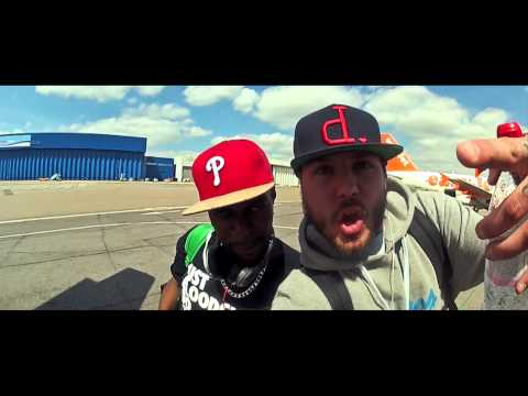 Phili'N'Dotz - Travel the Globe (Prod. By Passion Hifi) [Official Video]