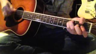 The Bugle Sounds Again / AZTEC CAMERA (guitar cover)