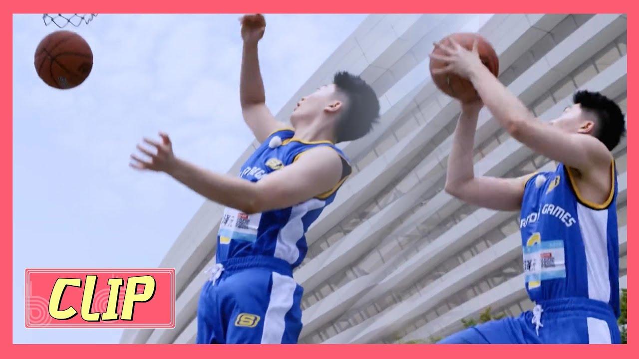 【超新星运动会S3 SUPER NOVAE GAMES】周峻纬实力运球,中国boy肢体搞笑