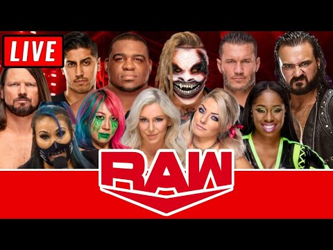 WWE RAW Live Stream December 21st 2020 Watch Along - Full Show Live Reactions