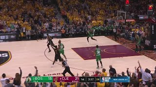 1st Quarter, One Box Video: Cleveland Cavaliers vs. Boston Celtics