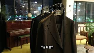 [상훈파크] 서울각 파티룸 수트 영상 촬영 후기
