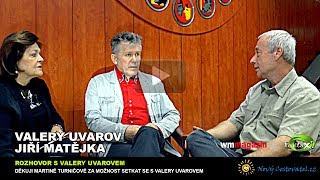 Valery Uvarov a Jiri Matejka - WM magazin Skryte skutecnosti