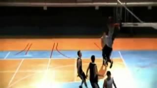 Уроки баскетбола от Рикки Рубио. Перевод мяча за спиной