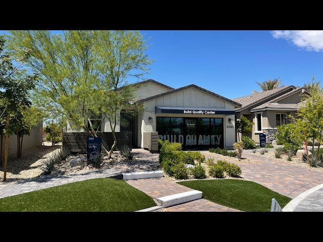 New Homes For Sale North Las Vegas | Del Webb at North Ranch | Solitude Home Tour | $363k+ 1,657sf