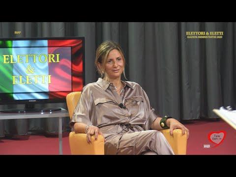 Elettori & Eletti 2020: Mariangela Matera, candidata al consiglio regionale lista Fratelli D'Italia