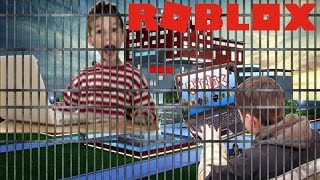 ROBLOX IS TEACHING KIDS HOW TO GO TO JAIL...