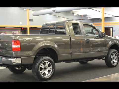 2008 Ford F 150 XLT FULL SIZE BED PW PL CRUISE TOW 4X4