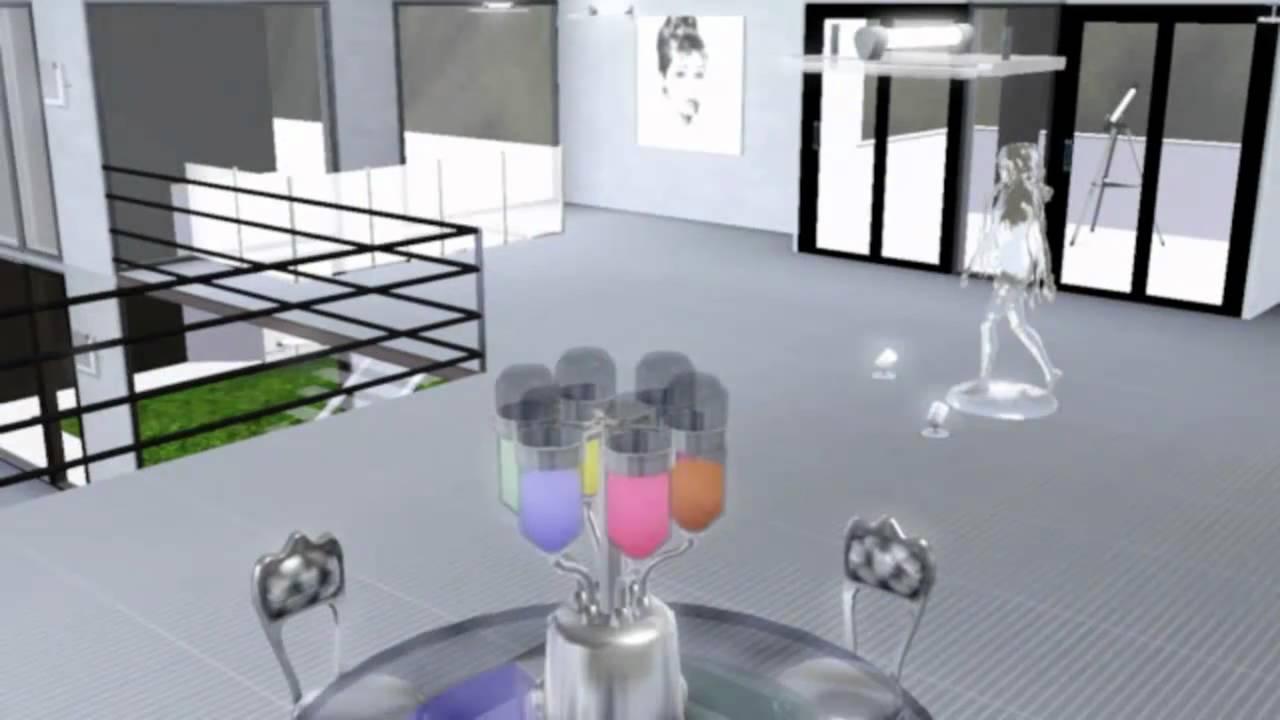 Casa moderna sims 3 parte 1 youtube for Casa moderna los sims 3