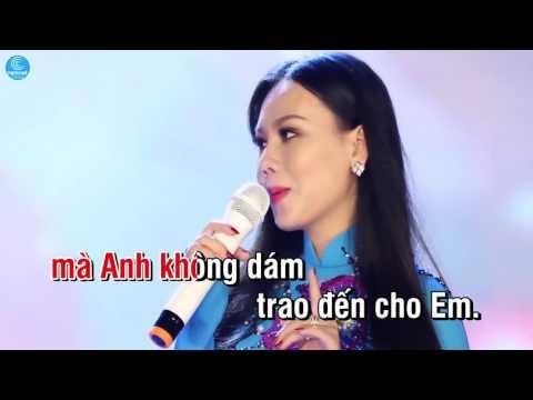 Mộng Ước Đôi Ta Karaoke -  Lưu Ánh Loan ft Lê Sang