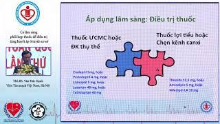 Ca lâm sàng: Phối hợp thuốc để điều trị tăng huyết áp tại tuyến cơ sở