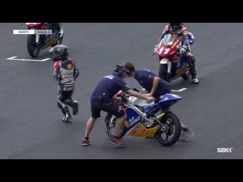 Live Race 2 Sepang - Round 3 - Shell Advance Asia Talent Cup 2016