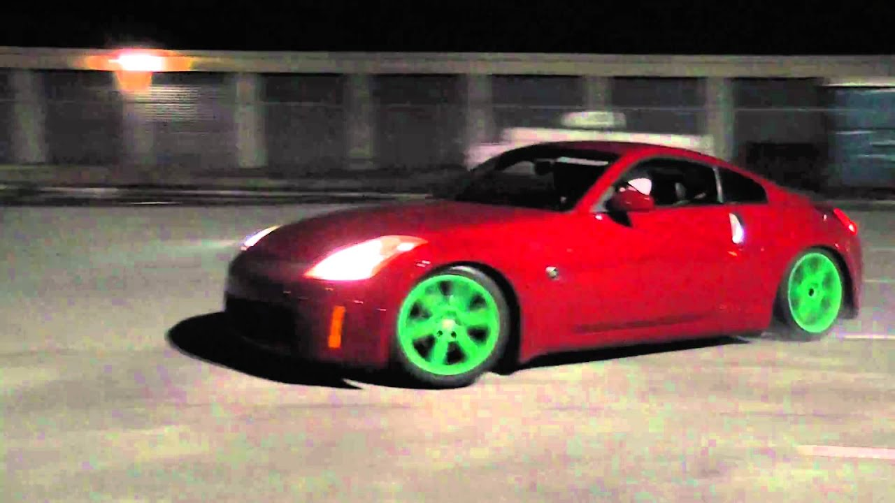 350z Drift Practice Youtube
